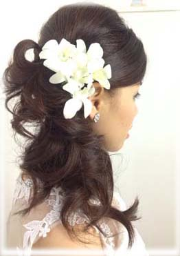 Wedding Hair & Make up at Sakura Salon
